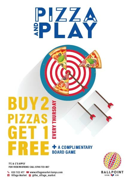 PIZZA & PLAY