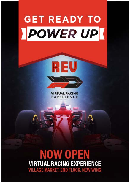 REV VIRTUAL RACING EXPERIENCE